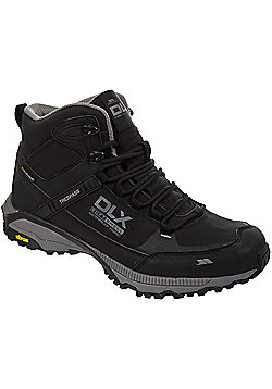 Trespass Mens Renton Softshell Boot - Black
