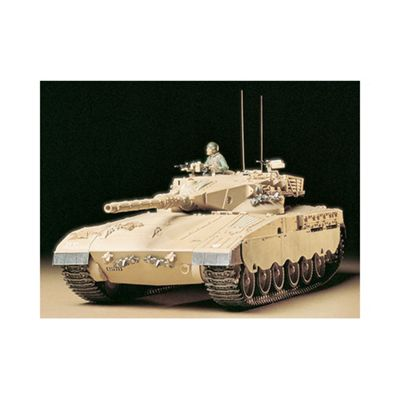 Tamiya 35127 Israel Merkava Mbt 1:35 Military Model Kit
