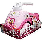 Disney Princess Light and Sound Activity Ride-On