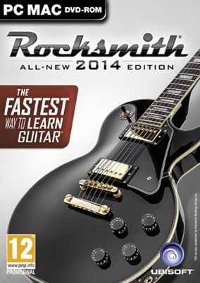 Rocksmith 2014 - Includes Real Tone Bundle Cable