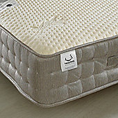 Happy Beds Bamboo Vitality 2000 Pocket Sprung Memory Foam Mattress