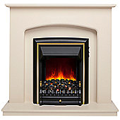 Lusso Eco 2kW Electric Fireplace
