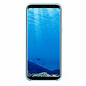 Samsung Galaxy S8 Soft Touch Case - Blue