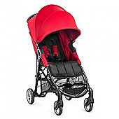 Baby Jogger City Mini Zip Stroller/Universal Raincover - Red