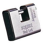 Squire ASWL Steel Sliding Shackle Padlock - 80mm KD Visi