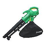Kingfisher Garden Blower VAC - Green
