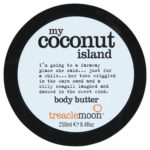 Treaclemoon Coconut Island Body Butter