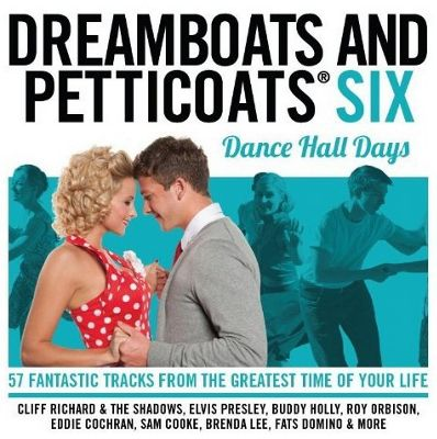 Dreamboats & Petticoats 6 (2 Cd)
