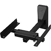 AVF Universal Pair of Speaker Wall Mounts - Large - Black