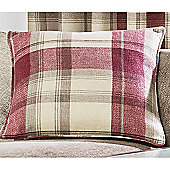 Curtina Belvedere Plum Cushion Cover - 43x43cm