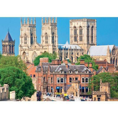 York Minster Puzzle