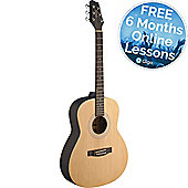 Stagg Auditorium Acoustic Guitar - Natural