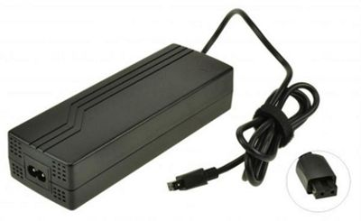 2-Power CUA0120C indoor 120W Black power adapter/inverter
