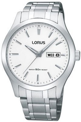 Lorus Gents Sports Bracelet Watch RXN39CX9