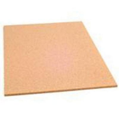 Cork Sheet 300 x 450mm x 6mm thick.