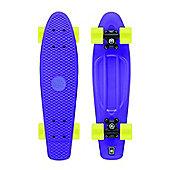 """XOOTZ 22"""" PP Skateboard - Purple"""