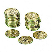Pirate Treasure Coins