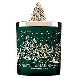 Baylis&Harding Festive Spruce & Berries Candle