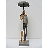 Catherine Victoria Cherished Moments Couple in Love Figurine Ornament
