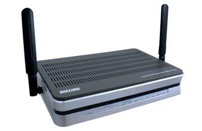 Billion 7800VDOX Triple WAN, Dual Band 600, 3G, VOIP, VPN ADSL2 Router
