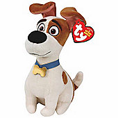 TY Beanie Babies Plush - Secret Life of Pets Movie Soft Toy - Max