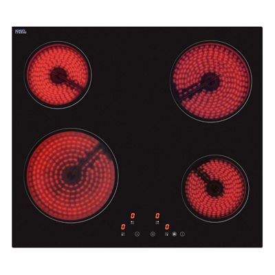 Matrix MHC201FR 58cm Black Ceramic Hob