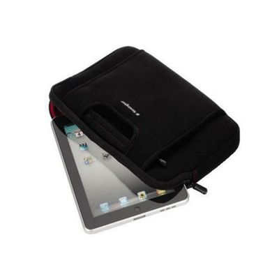 Kensington Tablet PC Sleeve for 11 6 inch Notebooks (Black/Red)