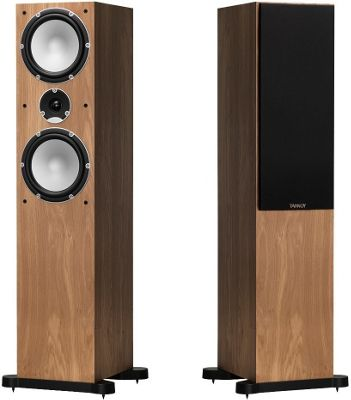 Tannoy Mercury 7.4 Speakers (Light oak)