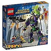 LEGO Dc Super Heroes Lex Luthor Mech Takedown 76097