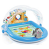 Summer Lovin' Beach Play Centre Paddling Pool - 57421