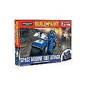 Revell Warhammer 40000 Space Marine Bike Attack