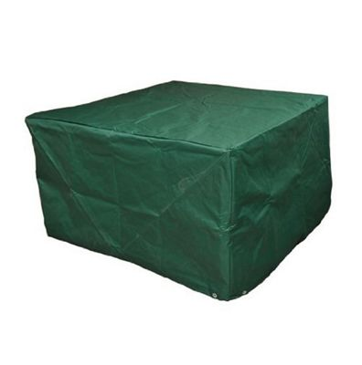 Outsunny Rain Protective Rattan Furniture Cover Cube for 135x135x75cm