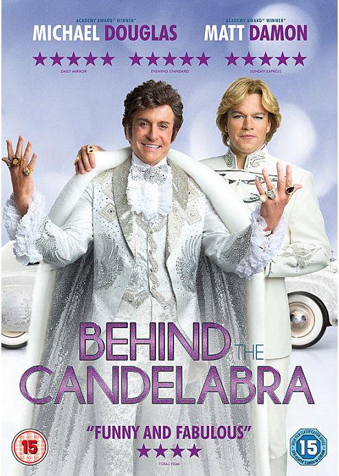 Behind The Candelabra (DVD)