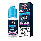 Wild Berry E-liquid - 12mg