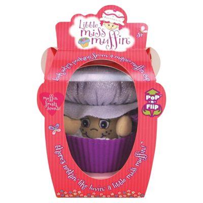 Little Miss Muffin Plum