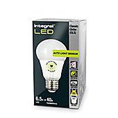 Integral Auto Sensor Classic Globe (GLS) 6.5W - E27 Bulb