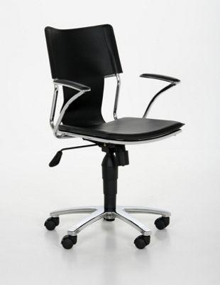 Aspect Design Falcone Office Chair in Black