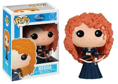 POP! Disney Merida Vinyl Figure - Action Figures