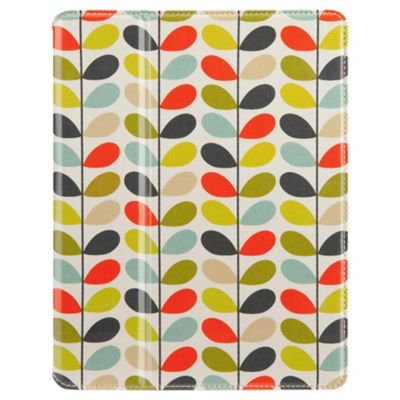 Orla Kiely FORMFIT CASE iPad 2 3rd gen the new iPad Multi Stem
