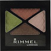 Rimmel Glam Eyes Quad Eyeshadow 4.2g - 016 Urban Flow