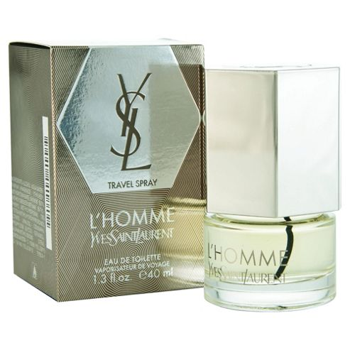 YSL LHomme Eau De Toilette Spray 40ml