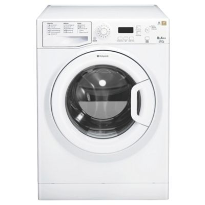 Hotpoint WMYF822P Washing Machine , 8Kg Wash Load, 1200 RPM Spin, A++ Energy Rating, Polar