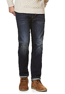 F&F Stretch Slim Leg Jeans - Dark wash