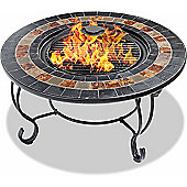 Centurion Supports Dakota Fire Pit