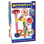Marbureka 29 Piece Marble Run Set