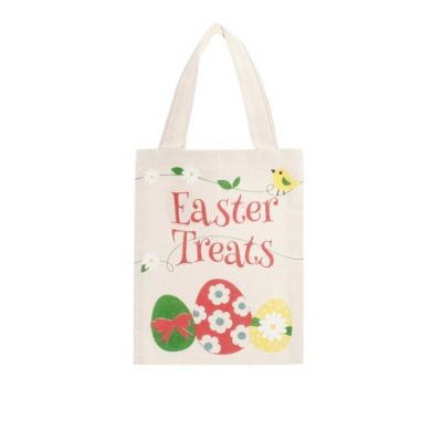 Buy easter treats canvas party bag from our gift wrap range tesco easter treats canvas party bag negle Images