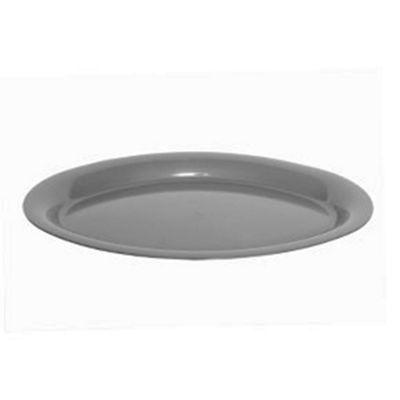 Whitefurze Oval 53cm Grey Platter