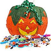 Halloween Pumpkin Pinata Kit