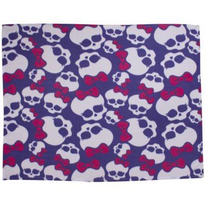 Monster High Beasties Rotary Fleece Blanket