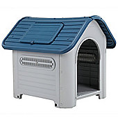 Confidence Pet Weatherproof Tough Large Plastic Dog /Puppy Kennel With Vents
